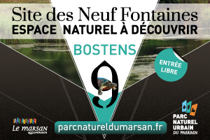 image : Parc Naturel Urbain du Marsan - Bostens