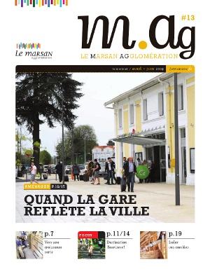 image = couverture du Mag - Le marsan agglomération