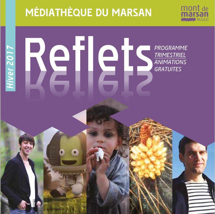image : Visuel de Reflets